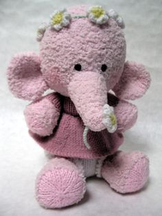 Teletubbies Knitting Pattern : KNITTING PATTERN TELETUBBIES ALAN DART LAA LAA TOY TO KNIT Alan DART Pint...
