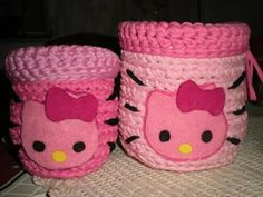 Potes hello kitty