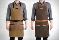 Rugged Man Aprons, by Hardmill