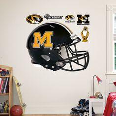Missouri Tigers Helmet