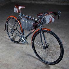 Tanner Goods Edition Cielo bike