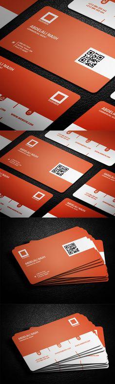 business cards template design - 10 #businesscards #creativebusinesscards #2014design