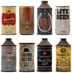 Vintage beer