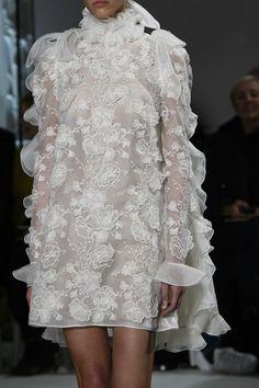 """ Giambattista Valli | Haute Couture | Spring 2017 """