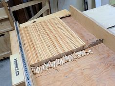 Making wooden plantation shutters the easy way Wooden Shutter Blinds, Wooden Window Shutters, Diy Shutters, Wooden Windows, Shutter Hardware, Home Projects, Cnc Projects, Carpentry And Joinery, Diy Home Improvement