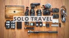 Best Travel Camera Gear | My Best Travel Vlogging Setup + Essentials