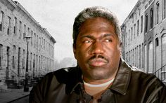 THE WIRE Butchie - See photos of the HBO Crime/Drama Baltimore TV series