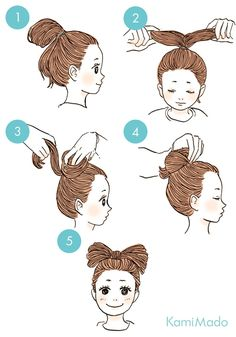This is cute! Must try instead of my go-to messy bun.