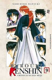 LIGA HQ - COMIC SHOP Rurouni Kenshin #09 PARA OS NOSSOS HERÓIS NÃO HÁ DISTÂNCIA!!!