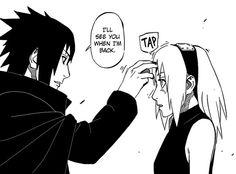 Congrats Sakura, you just got Sasuke