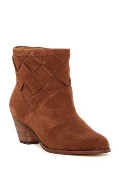 Image of Corso Como Bedford Woven Ankle Boot