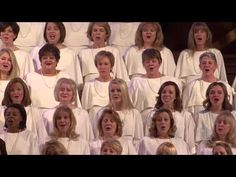 You'll Never Walk Alone - Mormon Tabernacle Choir - YouTube