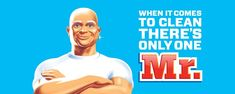 Mr. Clean | Chase Design Group Mr Clean, Detergent Bottles, Brand Icon, Bald Man, Sub Brands, Brand Story, Design System, Advertising Campaign, Print Ads