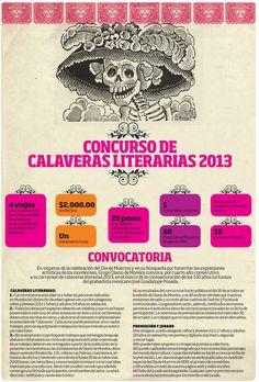 Diario de Morelos   Convocatoria: Concurso calaveras literarias   Noticias