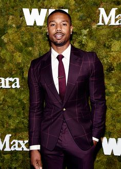 Michael B. Jordan attends The Max Mara 2015 Women In Film Face Of The Future event at Chateau Marmont on June 15, 2015 in West Hollywood, California