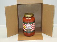 Chefs Pasta Spaghetti Sauce (24 oz) Glass
