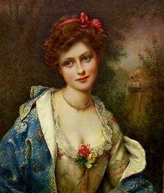 Painterlog.com: Francois Martin Kavel (French artist, 1861-1931)