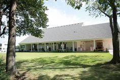 DFW Wedding Venue   Ellis County Wedding Venue   Waxahachie   Megan + Matt 7.29.16