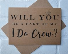 PERSONAL ATTENDANT card someone to handle by invitesbythisandthat