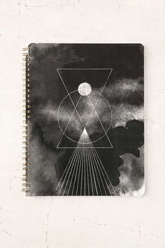 Mystic Dye Notebook - Urban Outfitters