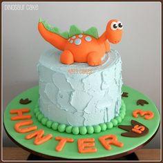 dinosaur cake - Buscar con Google
