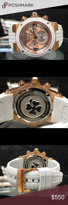 Mulco chronograph men's watch Brand new with box and papers. Chronograph men's watch. Mulco Accessories Watches