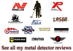 Over 50 metal detector reviews from Garys detecting in the UK, the biggest metal detecting web site with thousands of hits every day