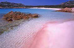 Discover the three Sardinian wonders   Travel Yarri - La Spiaggia Rosa @ La Maddalena Arcipelago