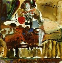 The Infanta (Standing Woman) - Salvador Dali