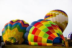 Hot Air Balloon Festival in Florence