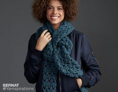 10 Reasons Why You Need to Stitch a Super Scarf - Yarnspirations Blog
