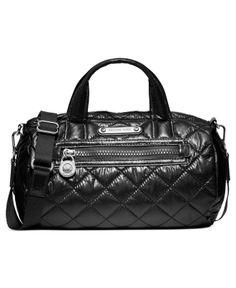 MICHAEL Michael Kors Handbag, Sadie Convertible Satchel from Michael Kors | StyleSpotter