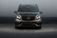 TopCar Mercedes-Benz V-Klasse Inferno Mercedes Van, Custom Vans, Car Ins, Trucks, Vehicles, Pictures, Motorbikes, First Grade, Recipe