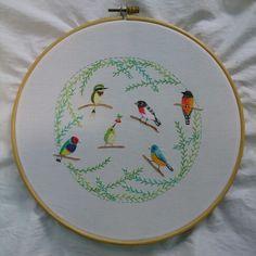 #embroidery #embroideryart #handembroidery #art #handmade #needlework #diy…