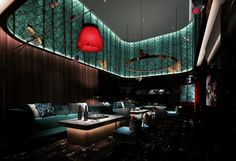 Restaurant Lighting, Restaurant Concept, Restaurant Bar, Luxury Restaurant, Lounge Design, Bar Lounge, Cafe Design, Restaurant Interior Design, Cafe Interior