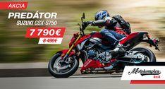 Nechajte prehliadku Vášho motocykla v Motokomplex Suzuki Gsx, 4x4
