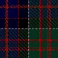 Tartan image: Clanranald, MacDonald of
