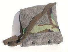 IPad Polar Bear Bag by Tweedable on Etsy