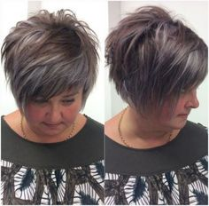 Trendy Hair Color Fun Short Haircolor Id - Hair Beauty Funky Short Hair, Short Hair Cuts For Women, Short Hair Styles, Trendy Hair, My Hairstyle, Cool Hairstyles, Androgynous Haircut, Pelo Pixie, Cool Hair Color