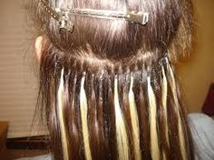 Hair extensions made from synthetic hair are sensitive to the sun, don't last as long as human hair, are difficult to style, and cannot blend in as well with your real hair. http://www.zalacliphairextensions.com.au/blog/winter-hair-care/