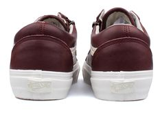 Vans Old Skool Zip LX (Leather) Andorra
