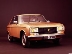 Peugeot 304 Coupe 1970
