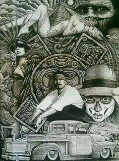 Chicano art