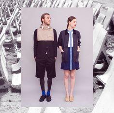 Editorial Acero,cristal y hormigón // Álbum Magazine Junio 2013