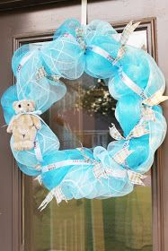 You can certainly  make a deco mesh wreath with just one   roll of the stuff,  but sometimes you might want to add more   than one col...