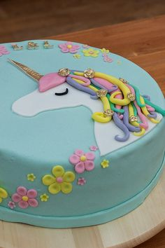 Marshmallow, Birthday Cake, Cakes, Cooking, Food, Kitchen, Cake Makers, Birthday Cakes, Kuchen