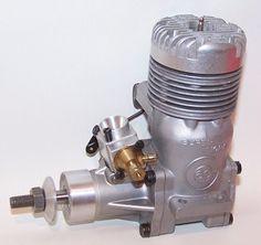 Early NEW IN BOX Super Tigre G 60 FI R C Model Airplane Engine | eBay