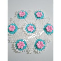 Crochet Potholders, Crochet Necklace, Jewelry, Ganchillo, Tejidos, Tricot, Jewlery, Crochet Collar, Jewels