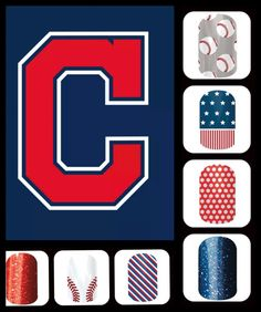 Cleveland Indians Jamberry!