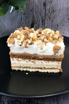 Sweets Cake, Polish Recipes, Cake Cookies, Tiramisu, Cake Recipes, Food And Drink, Cooking Recipes, Sugar, Baking